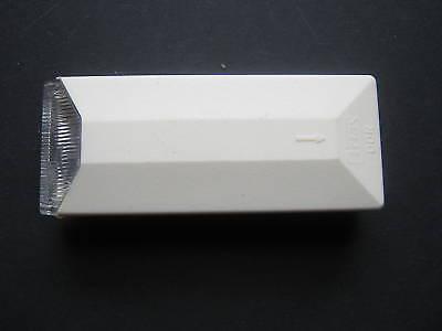 Taschenlampe ARTAS DDR Minilampe weiß