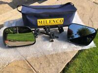 Milenco Grand Aero 3 (Convex) Mirrors