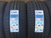 2 X 225/45R17 94W BRAND NEW TYRES 225 45 17 EXTRA LOAD £40 PER TYRE