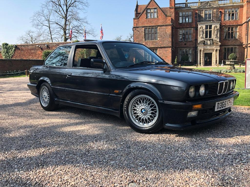 Bmw E30 325i Sport M-Tech 1 Manual, 1987 * Must See *