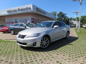 2011 Lexus IS 250 AWD MAGS ROOF LEATHER!!!
