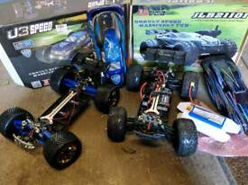 Rc buggy.