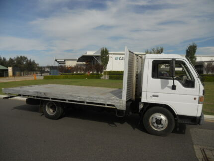 Mazda T4000 3 Tonne Traytop truck Welshpool Canning Area Preview