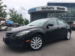 2012 Mazda MAZDA6 GS - ONE OWNER, BOUGHT AND SERVICED HERE