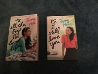 2 books by Jenny Han – To All the Boys I've Loved Before and PS I still love you