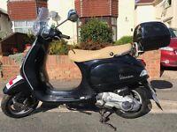 2008 Vespa LX 125