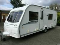 2010 Coachman Pastiche 560/4 Touring Caravan