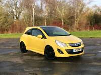 ***PRICE REDUCED***2011 1.2i Limited edition Vauxhall Corsa