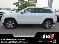 2015 Jeep Grand Cherokee Limited, Sunroof, Bluetooth, Remote Sta