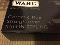 WAHL straightener - new and unused