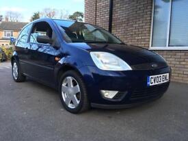 Ford Fiesta Zetec £999