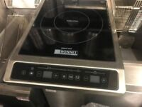 CATERING COMMERCIAL BRAND NEW ELECTRIC INDUCTION HOB COOKER COMMERCIAL KITCHEN CAFE CAFE TAKE AWAY