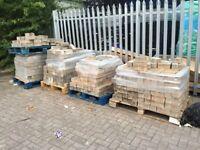 Block Paving - Industrial heavy duty