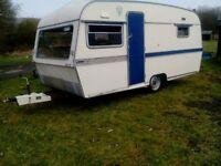 old thomson caravan