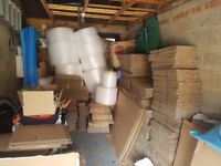 packaging materials, large amount, Brand new, unused, more than 1000 boxes,