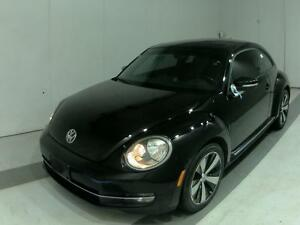 2013 Volkswagen Beetle 2.0T Turbo NAVIGATION LEATHER SUNROOF
