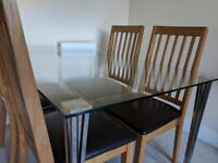 Beautiful table and chairs