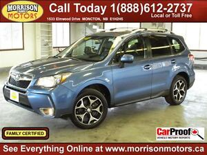 2015 Subaru Forester 2.0XT, Rare! Loaded! Turbo!