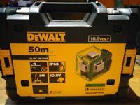 DeWALT 10.8V Self Leveling Multi Line Laser DCE089D1G