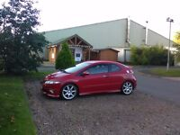 Honda Civic Type R GT 08 PLATE very good condition!