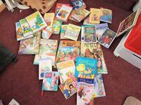 50+ children's books in excellent / good condition