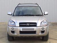 2007 HYUNDAI TUCSON 2.0 CRDI D4EA BREAKING FOR PARTS MANUAL