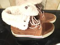 New timberland boots size 3
