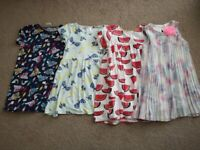 Girl's clothes bundle age 4-5 years