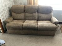 3 seater and two seater couch £450 ono
