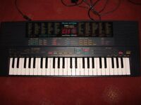 Yamaha PSS-580 Music station electronic keyboard