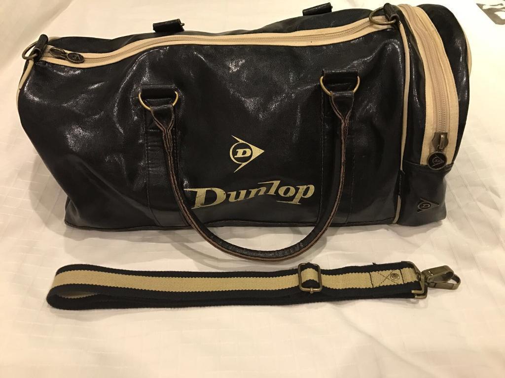 Dunlop Retro Gym Holdall Por 4d806 F3152