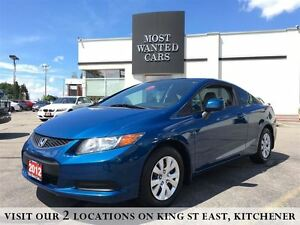 2012 Honda Civic LX | BLUETOOTH | *COUPE*