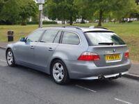2006 BMW 5 Series 2.0TD 520d SE Touring Estate 5d 6 Speed Manual 160 BHP