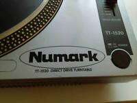 Numark TT-1520 Direct Drive turntable