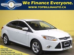 2013 Ford Focus SE, BLUETOOTH, HEATED SEATS, 49 Kms