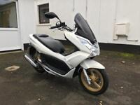 Honda PCX 125cc Scooter, Full History, Low Miles, Heated Grips, Puig Screen