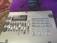 Boss BR6 recorder in good condition with psu and manual
