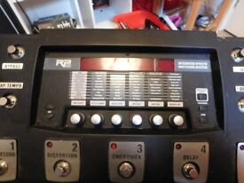 digitech rp500 multieffects unit