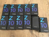 BlackBerry Z10 - 16GB - 4G - Unlocked - No Offers.
