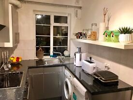 Cozy 2 bedroom flat in West London zone 2 in Hammersmith and Ravenscourt Park