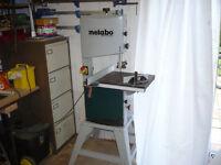 MATABO. BAS 317 PRECISION. BAND SAW . LIKE NEW . £175 O.N.O.