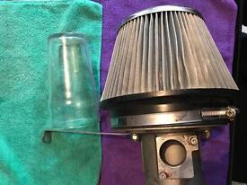 Subaru Impreza induction cone filter kit