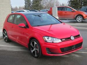 2016 Volkswagen Golf GTI 3-Door Performance