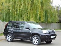 2006 NISSAN X-TRAIL 2.2 dCi COLUMBIA.. PANORAMIC ROOF + LOW MILES + BARGAIN