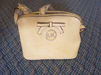 New Michael Kors designer handbag with internal pockets - Cream