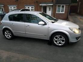 Vauxhall Astra 1.7cdti design