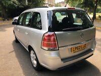 Vauxhall Zafira 2013 1.7 CDTi with 1 year PCO and MOT