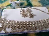 Stunning pearl jewellary