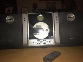 Philips micro CD player