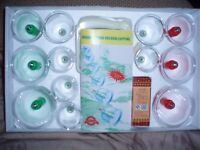 self cupping set for good health care and pain management